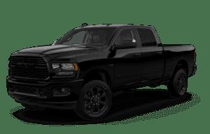 Ram 2500 BIGHORN BLACK EDITION 2019